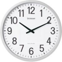 キングジム 電波掛時計 ザラージ GDK-001 / 見やすい大型サイズ!