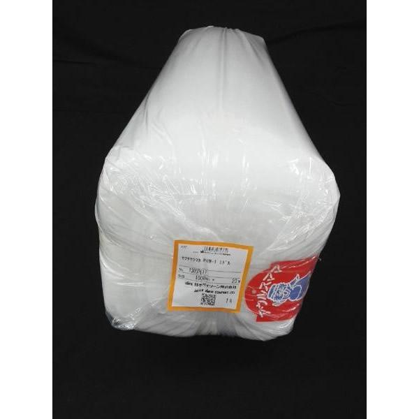 MKM-1 キルト綿 厚さ標準 片面接着 20m巻 / ソフトで嵩高性・保温性に優れ、綿抜けが少ないキルト綿です。