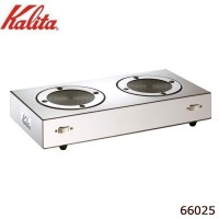 Kalita 光プレート / コーヒーの入ったサーバーを美しくライトアップ。