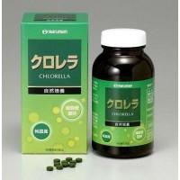 マルマン クロレラ 1200粒 ×8個セット / 沖縄の太陽と水が育てた、緑のバランス栄養食品。