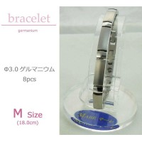 【正規品質保証】 MARE(マーレ) ゲルマニウムブレスレット PT/IP ミラー PT/IP 173M/マット 173M (18.0cm) H9392-01M/ 1053836/ さりげない存在感と輝きを放つシンプルデザインのブレスレット。, ギノワンシ:66af4163 --- gipsari.com