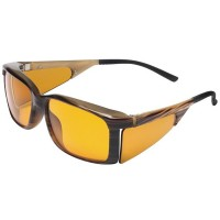 ESCHENBACH(エッシェンバッハ) エッシェンバッハ ウェルネス・プロテクト 遮光眼鏡 イエロー大・No1663-215 / 眩しさに悩まされている全ての方に。