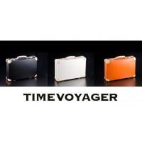 [タイムボイジャー] TIME VOYAGER TIMEVOYAGER Attache プレミアム A3 ATP-A3-BK BK (ブラック) / ビジネス、小旅行に愛用できるスマートアイテム。
