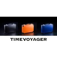 [タイムボイジャー] TIME VOYAGER TIMEVOYAGER Attache スタンダード A3 ATS-A3-BK BK (ブラック) / ビジネス、小旅行に愛用できるスマートアイテム。