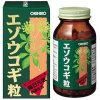 オリヒロ エゾウコギ粒 400粒×(5セット)