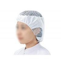 宇都宮製作 電石帽SR-1 M(20枚入) SR-1M / ムレを防ぎ、びん毛・おくれ毛をカバー!!