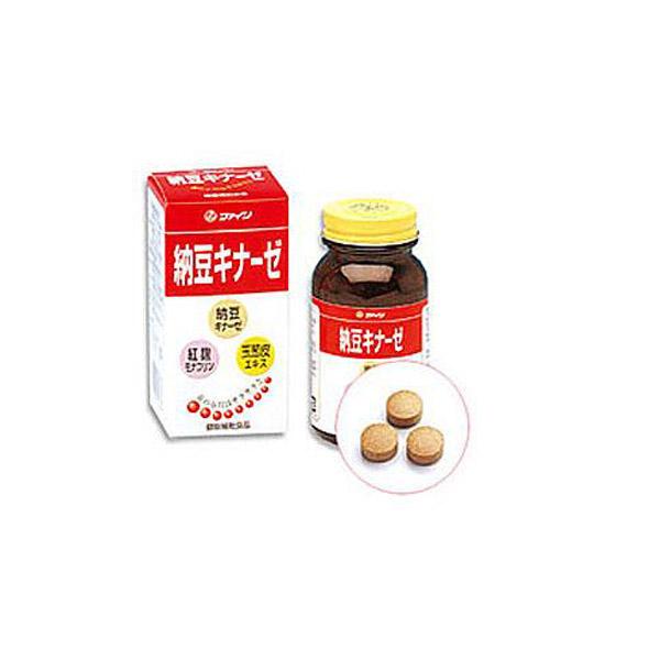 ファイン 納豆キナーゼ 240粒 (#677240) ×6個セット
