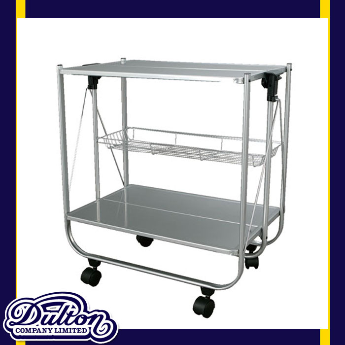 DULTON(ダルトン) ホールディング トローリー シルバー H11907-CLR