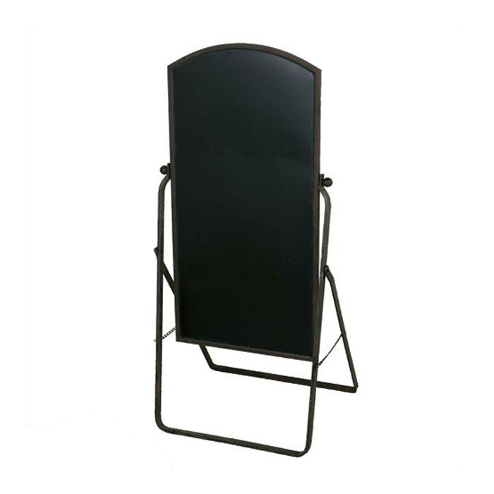 【 DULTON FOLDING SIGN BOARD STAND S355-39 】 黒板 ブラックボード マグネット使用可能 オシャレ 折りたたみ 折畳み 看板にも 磁石OK 小さい ダルトン フォールディング サインボード スタンド