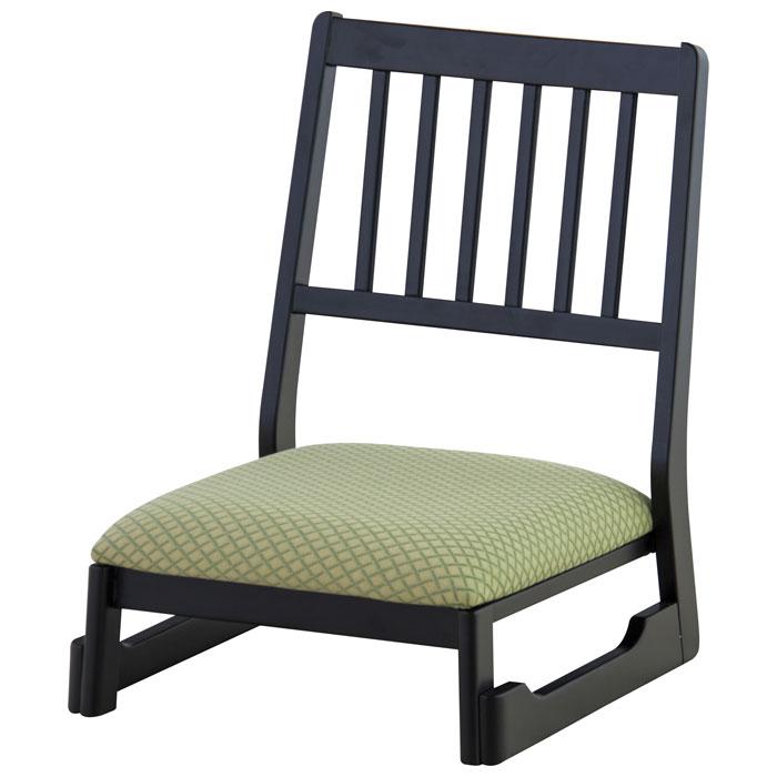 東谷 座椅子 / 【4脚セット】 法事チェアロータイプ BC-1040FYE / 座いす 法事 座敷 ローチェア