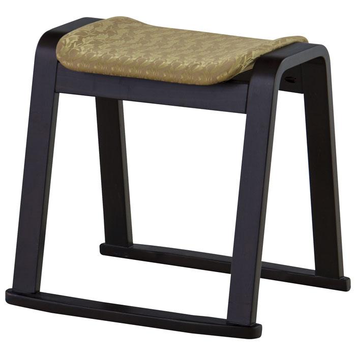 東谷 スツール / 【4脚セット】 法事スツール BC-1050FGD / 椅子 背もたれなし 法事 座敷