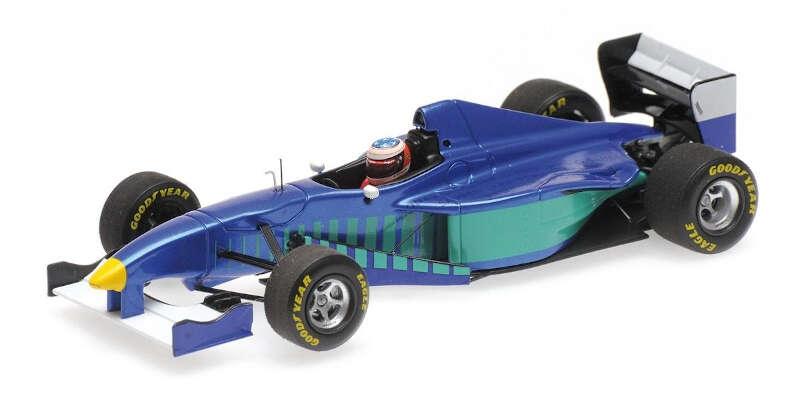 MINICHAMPS 1/43 ザウバーフェラーリ Mシューマッハ テスト フィオラノ1997 517974399 / フェラーリ / 車 / 1/43スケール / 京商ダイキャスト