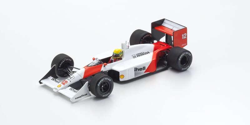 MINICHAMPS 1/43 マクラーレンホンダMP4/4 セナ 日本GP1988ウィナー 547884512 / マクラーレン / 車 / 1/43スケール / 京商ダイキャスト