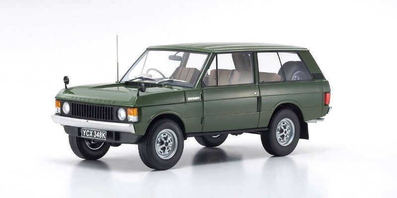 ALMOST REAL 1/18 レンジローバー 1970 (リンカーングリーン) AL810105 / ランドローバー / 車 / 1/18スケール / 京商ダイキャスト