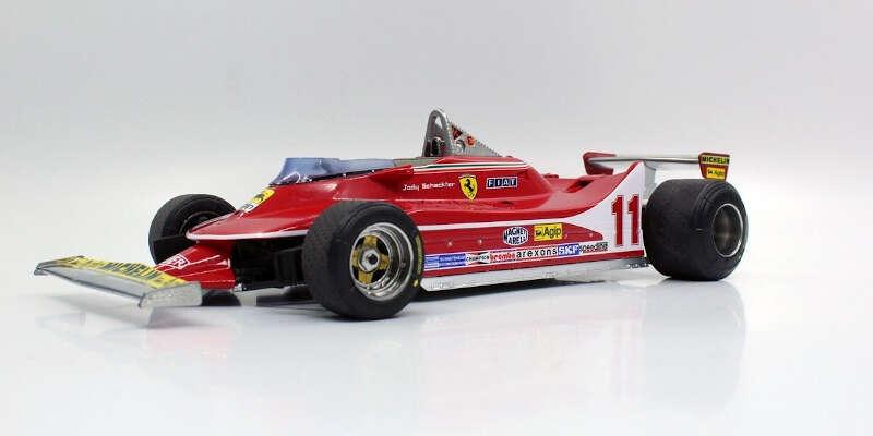 TOPMARQUES 1/18 フェラーリ 312 T4 シェクター #11 GRP002F / フェラーリ / 車 / 1/18スケール / 京商ダイキャスト