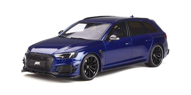 GT SPIRIT 1/18 アプト RS4-R(ブルー) GTS031KJ / 車 / 1/18スケール / 京商ダイキャスト