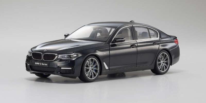 KYOSHO ORIGINAL DK 1/18 BMW 5シリーズ G30 (ブラックサファイア) KS08941BK / BMW / 車 / 1/18スケール / 京商ダイキャスト