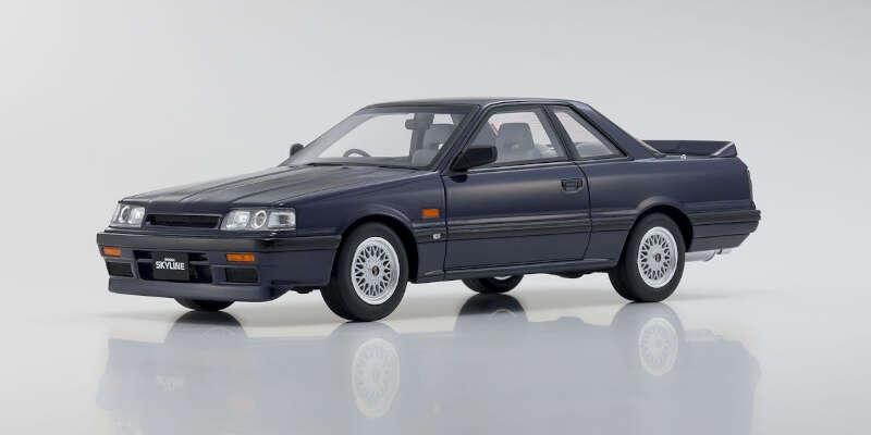 KYOSHO ORIGINAL DK 1/18 ニッサン スカイライン GTS-R (ブルー) KSR18039BL / ニッサン / 車 / 1/18スケール / 京商ダイキャスト