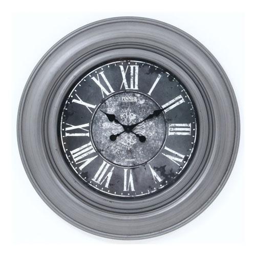 掛時計 ベガ 直径75cm GY インテリア 掛け時計