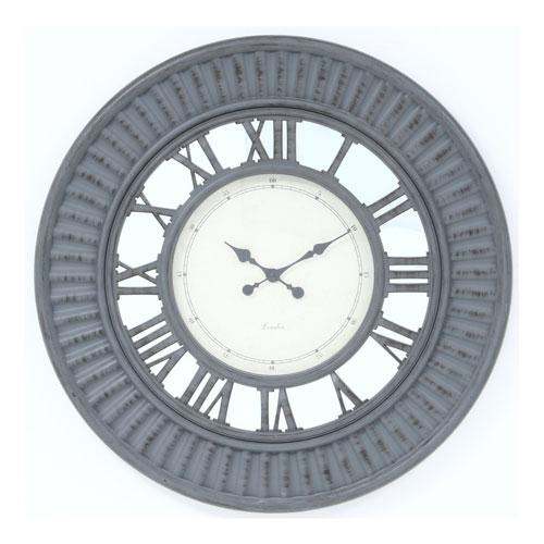 掛時計 デネブ 直径75cm GY インテリア 掛け時計