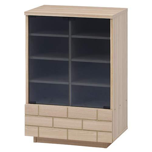 ブリック ガラスキャビネット NA 収納家具