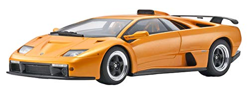 京商ダイキャスト DK 1/18 ランボルギーニ ディアブロ GT (オレンジ) / KSR18507OR / 4548565330126