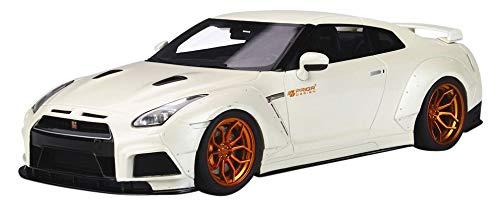 京商ダイキャスト 1/18 プライアデザイン PD750WB(R35 GT-R)Pホワイト / GTS030KJ / 4548565367207