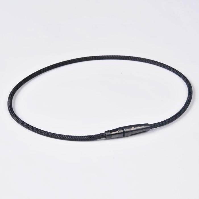 ファイテン(phiten) RAKUWAネックX100 リーシュモデル ブラック 50cm 0211TG230153