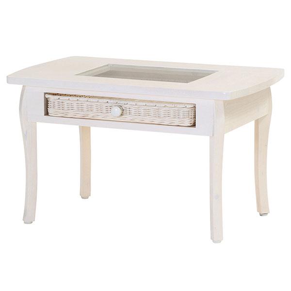 サンフラワーラタン 【 フィオーレ テーブル / T803WW 】 インテリア テーブル センターテーブル