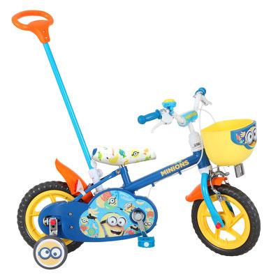 エムアンドエム 自転車 / ミニオンズ12D 1263 / 4967057126380