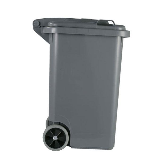 【 DULTON PLASTIC TRASH CAN 45L GRAY 100-146GY 】 ゴミ箱 ダストボックス ふた付 キャスター付 おしゃれ シンプル キッチン ダルトン プラスチック トラッシュカン 45リットル グレー
