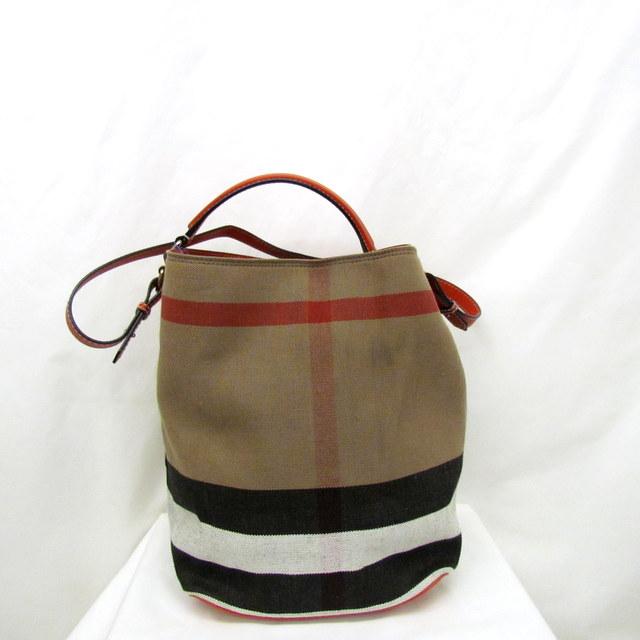 e5a85fee98 Lady's bag Higashiosaka shop with the porch with the BURBERRY Burberry  handbag one shoulder bag Burberry ...