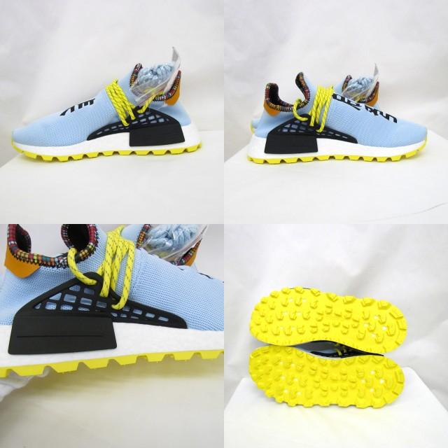 detailed look 4b0ff f0c86 ... adidas Originals PHARRELL WILLIAMS Adidas original Farrell Williams PW SOLAR  HU NMD EE7581 solar Hugh nomad