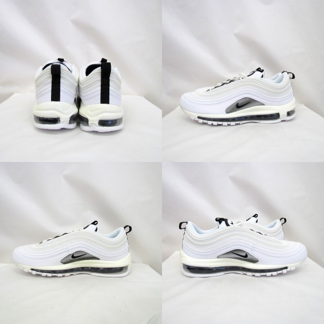 T Higashiosaka store with the NIKE Nike sneakers AIR MAX 97 Air Max 97 white white 921,733 103 27cm UK7.5 motion shoelace shoes casual shoes