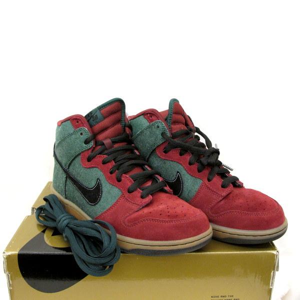 separation shoes b4d08 04f61 ireland nike nike sb dunk high pro dunk high professional goofy boy 305050  305 fb7a8 2ac41