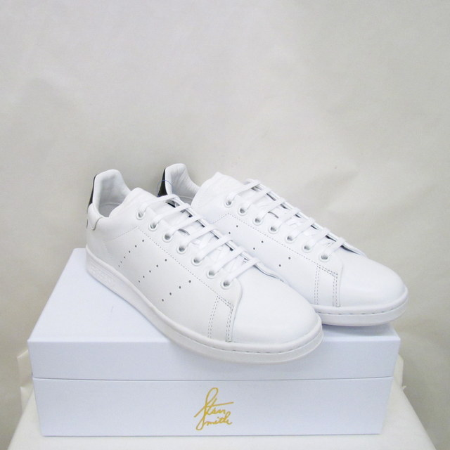 T Higashiosaka store with the adidas Adidas originals originals sneakers STAN SMITH RECON EE5785 スタンスミスリーコン 27cm US9 UK8.5 white black black and white