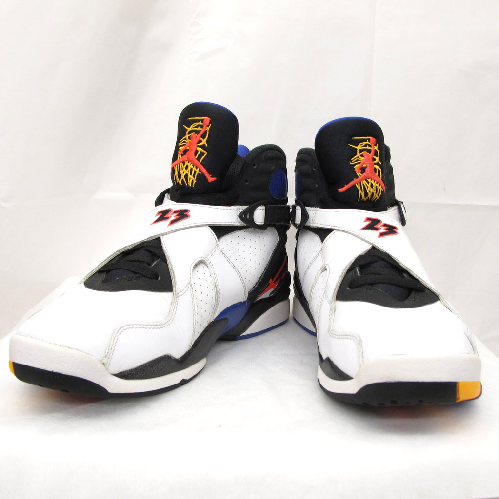 6f7dfe5ffe5 NIKE Nike sneakers AIR JORDAN 8 RETRO Air Jordan 8 nostalgic