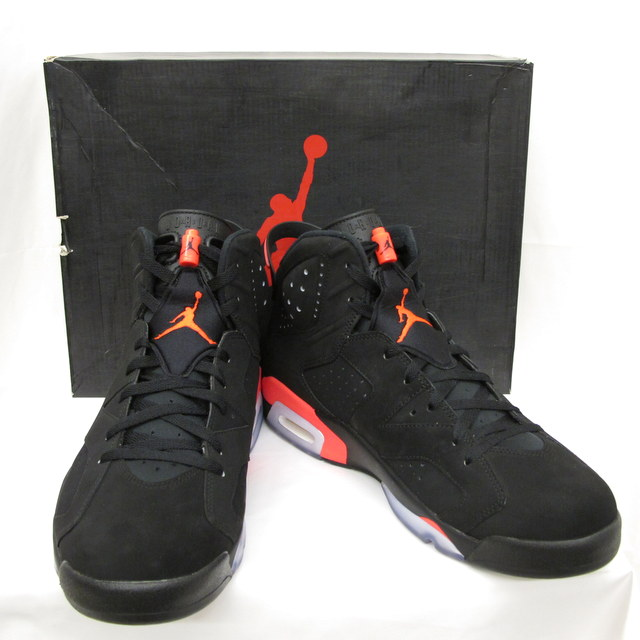 5c4c64d355f ... authentic higashiosaka store with the nike nike sneakers air jordan 6  retro high black infrared air