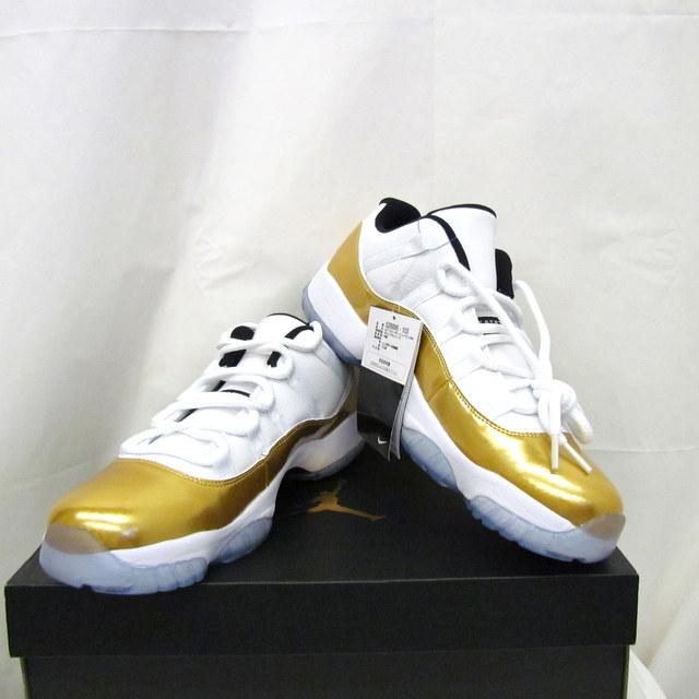 871148aa5de8 Higashiosaka store with the NIKE Nike sneakers shoes Air Jordan 11  nostalgic low AIR JORDAN 11 RETRO LOW 528