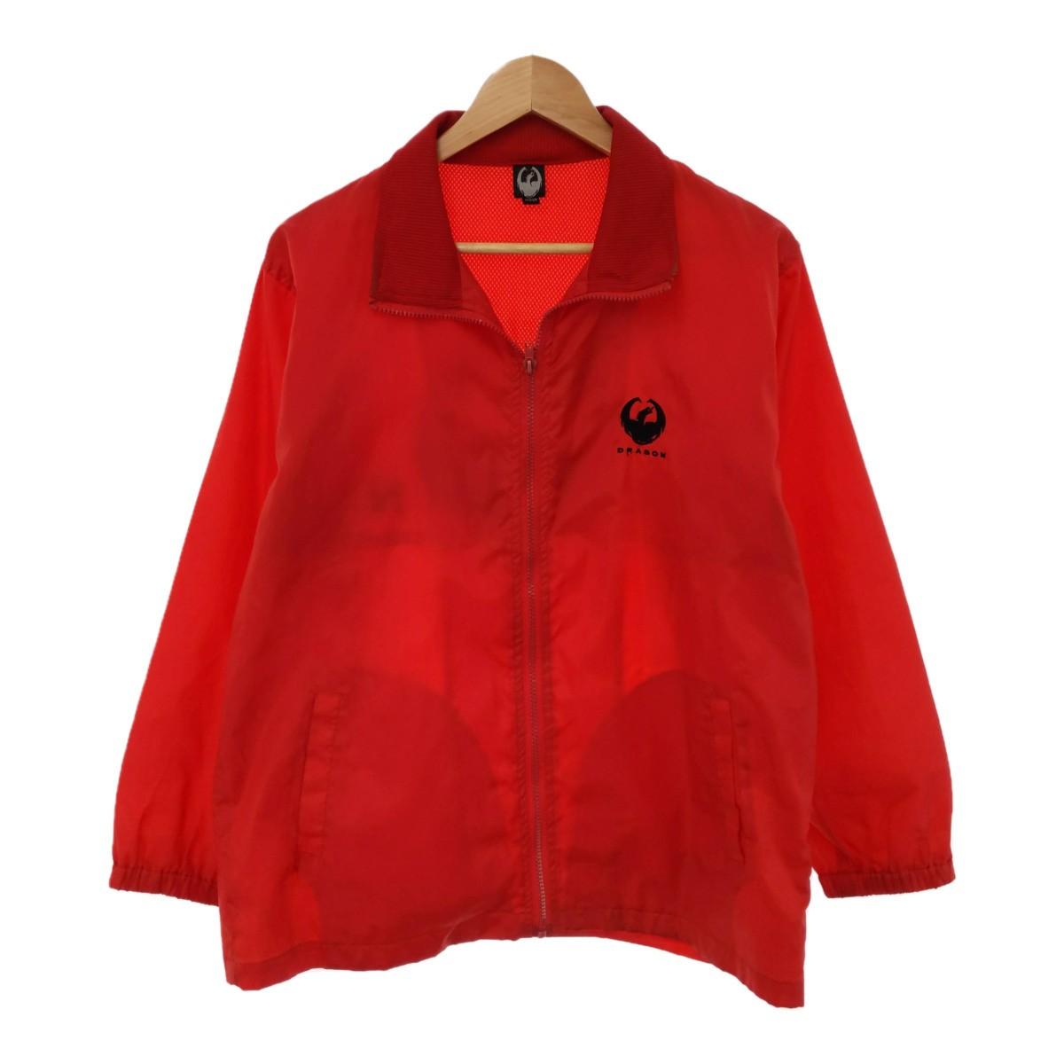 セール特価 DRAGON 90年代 Nylon Jacket 90's Street RM89AK (訳ありセール 格安) 三国ケ丘店 中古 JAMNUTS Wear