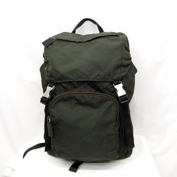 5705812339e7 ... nero black 591b7 db06f; aliexpress prada prada bag nylon rucksack khaki  brown backpack d bag men tessuto montagn v135 triangle