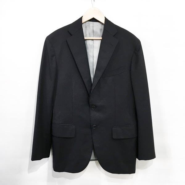 伊勢丹 イセタン シングル3Bセットアップスーツ オリジナル ジャケット パンツ ネイビー 三国ヶ丘店 メンズ 返品交換不可 RM3749 激安通販販売 無地 354036 中古