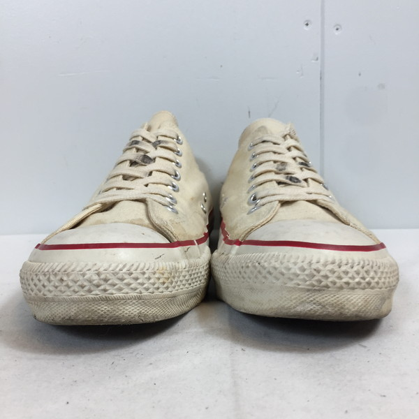 Vintage shell mound store 712575 RK382HI for coverse Converse 80s made in 9 ALL STAR low side stitch expectation sneakers shoes shoes sneakers shoes
