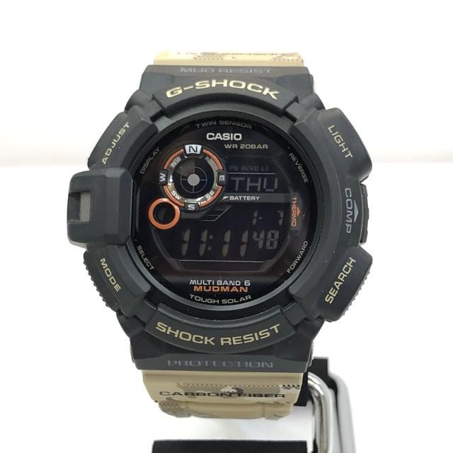 【売り切り御免!】 G-SHOCK ジーショック CASIO カシオ 腕時計 GW-9300DC マッドマン MUDMAN マスターインデザートカモフラージュ ブラウン ベージュ メンズ デジタル 電波ソーラー ブラック メンズ T東大阪店 ITZQ95ARO3F4 RY4135, アートメイ 32eaabdd