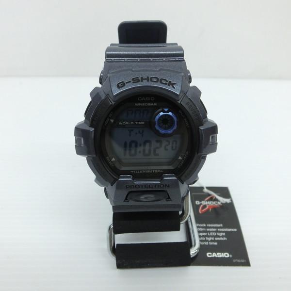 G-shock ジーショック G-8900SH-2DR CASIO カシオ デジタル腕時計 海外モデル メタリックカラー メンズ 箱あり 三国ヶ丘店 935954 【USED】 RM0610