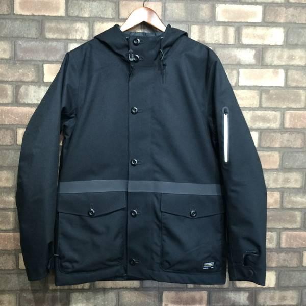 NIKE ナイキ プリマロフト アウター ジャケット 黒 ブラック Mサイズ 三国ヶ丘店 610133 【USED】 RM1151