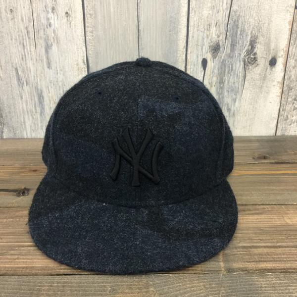 712a1dfb14d4 NEWERA new Erastus lied hat cap accessory accent accessories brand men gray secondhand  clothes store NEXT shell mound store RK875A