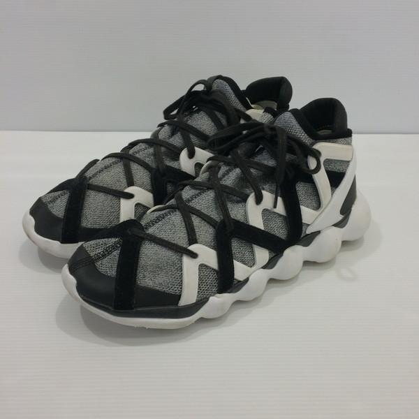 65d252963 Y-3 Weiss Lee KYUJO HIGH sneakers 27.5cm Yohji Yamamoto toothpick Yamamoto adidas  Adidas black black white white ash gray men shoes shoes mesh leather ...