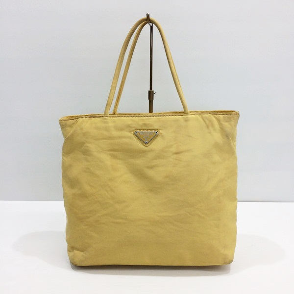 df97d30bff5ab8 ... cheap mikunigaoka shop 024519 rmb553 made in prada prada handbag b7355  nylon tote bag triangle plate