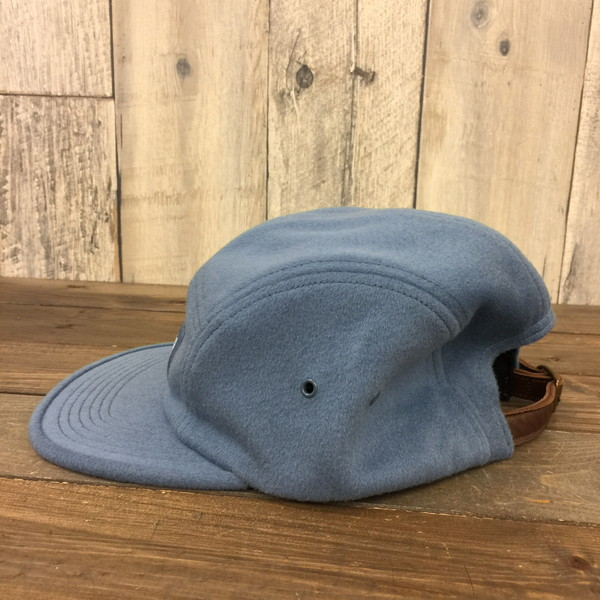 Supreme シュプリーム 17AW hat cap blue blue Woolcampcap accessory miscellaneous  goods accessories men secondhand clothes store NEXT shell mound store ... 7fd2ebfc764e